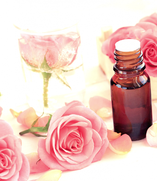 soothing essential oils