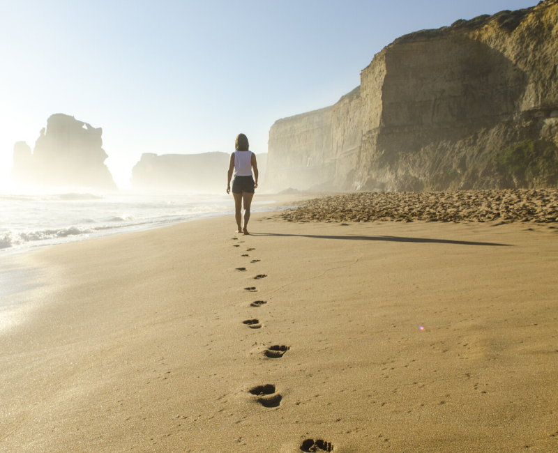 Walking is good for the immune system