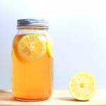 healthy and delicious lemonade