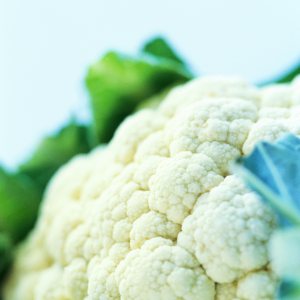 Cauliflower can be any food you like