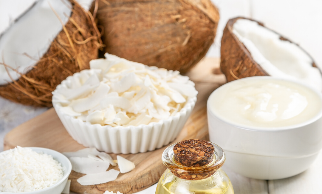 Mct oil is derived from coconut