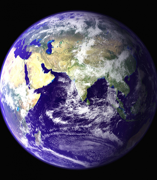 Earth is almost expired