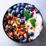 delicious breakfast bowl