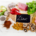 Foods containing zinc